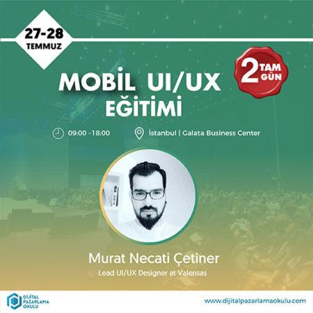 Mobil UI/UX Eğitimi