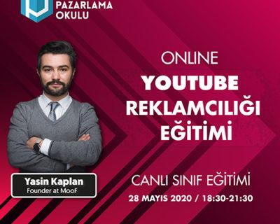 [Online]YouTube Reklamcılığı Eğitimi