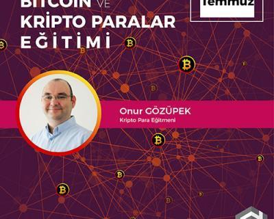 Bitcoin ve Kripto Paralar Eğitimi [İstanbul]
