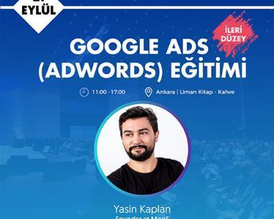 İleri Düzey Google Ads Eğitimi [Ankara]