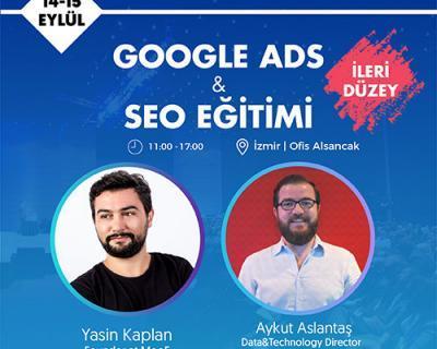 İleri Düzey Google Ads & SEO Eğitimi [İZMİR]