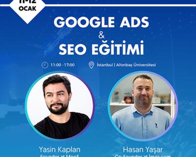 SEO & Google Ads Eğitimi