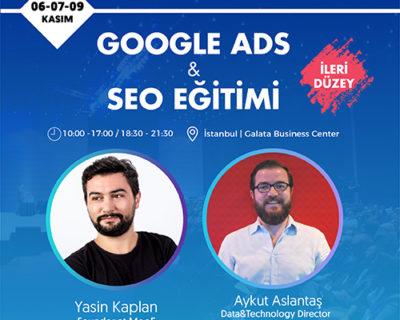 İleri Düzey Google Ads & SEO Eğitimi