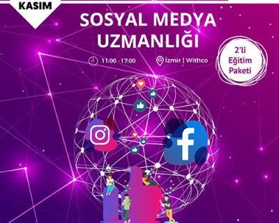 Sosyal Medya Uzmanlığı Eğitimi [İzmir]