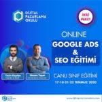 [Online]SEO & Google Ads Eğitimi
