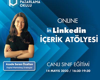 [Online] LinkedIn İçerik Atölyesi