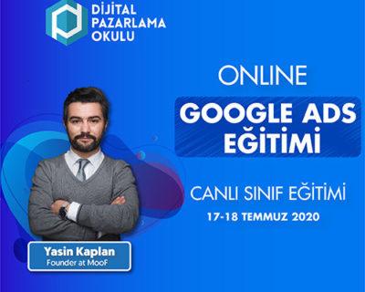 [Online] Google Ads Eğitimi