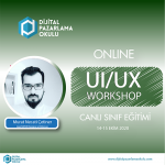 [Online] UI/UX Workshop
