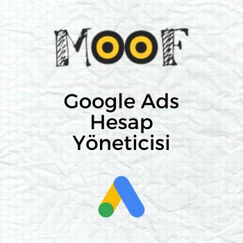 Google Ads Hesap Yöneticisi