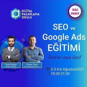 google-ads-ve-seo-egitimi