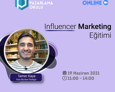 [Online] Influencer Marketing Eğitimi