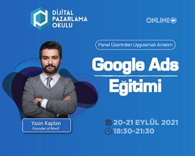 Google Ads Eğitimi [Online]